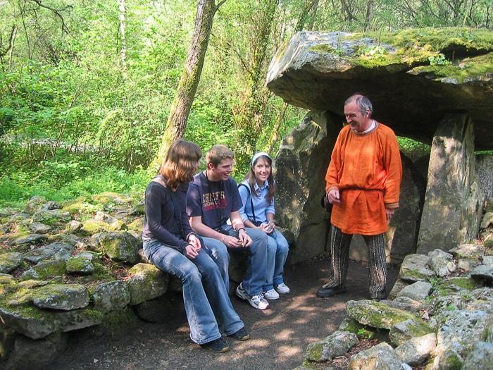 Irish heritage park