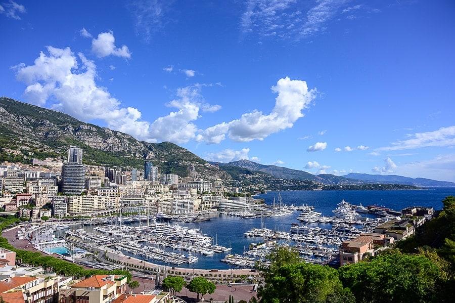 Pristanišče Monako