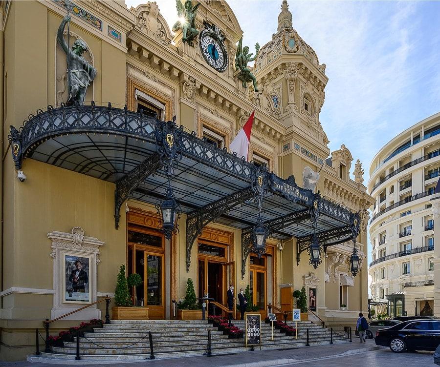 Casino Monte Carlo, Monako