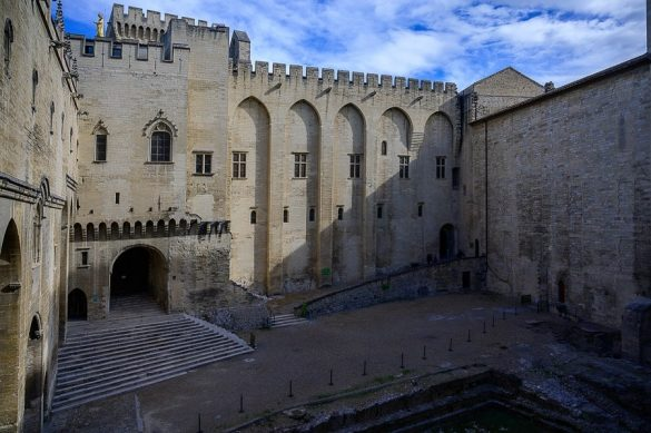 gotska palača