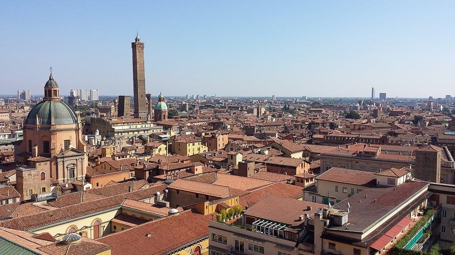 mesto Bologna