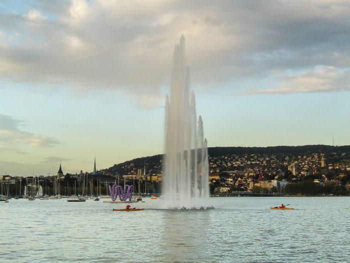 Jezero Zürich