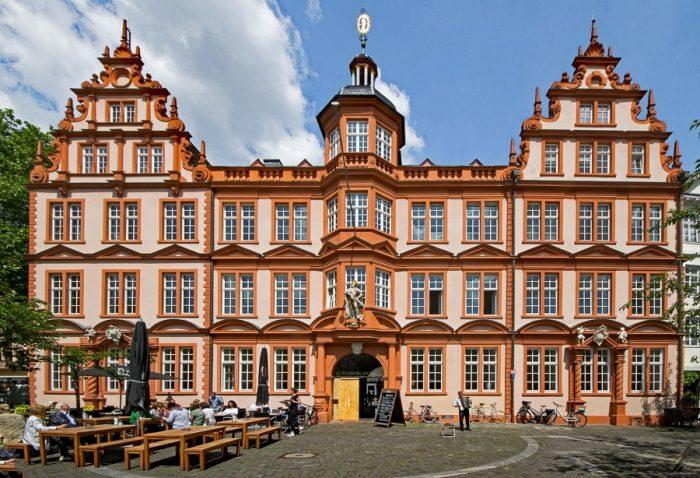 muzej guthenberg, Mainz.