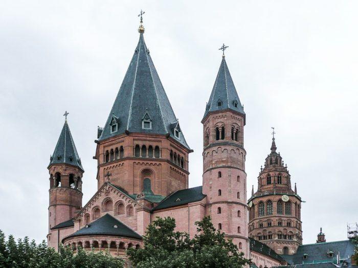 katedrala Mainz - gotska katedrala