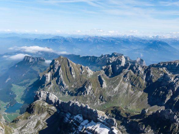 razgled na švicarske gore