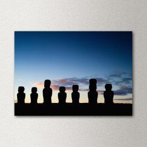 kipi moai, velikonočni otok