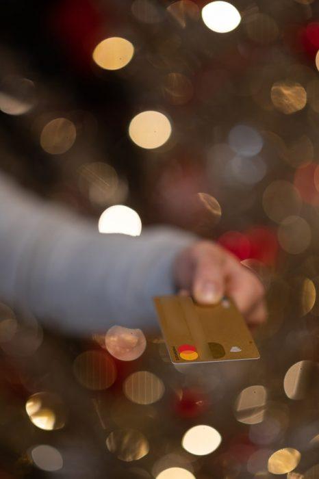Zlata MasterCard kartica