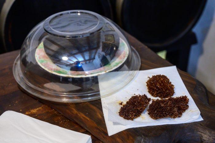 oborina pri pridelavi balzamičnega kisa