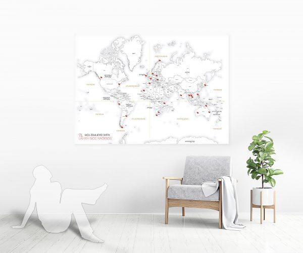 zemljevid sveta z bucikami -2