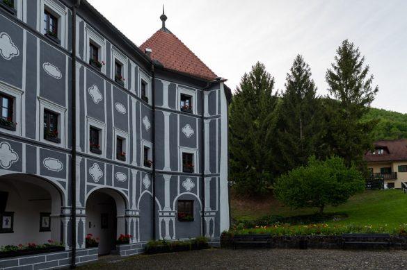 minoritski samostan Olimje
