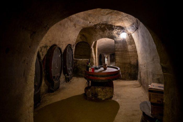 Repnice - podzemne shrambe za sadje, zelenjavo ali vino
