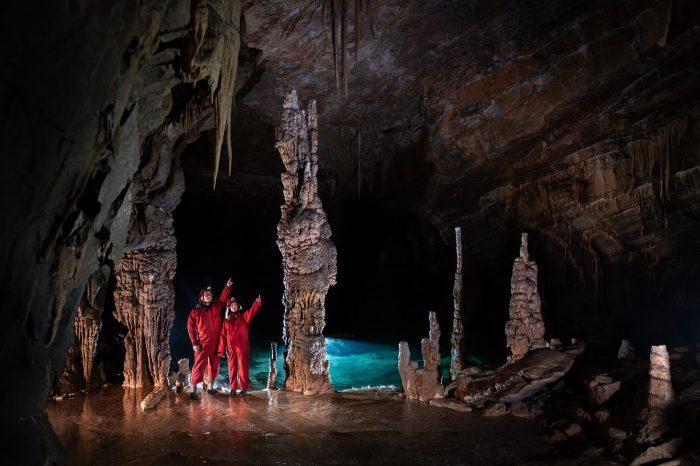 jamarja v križni jami