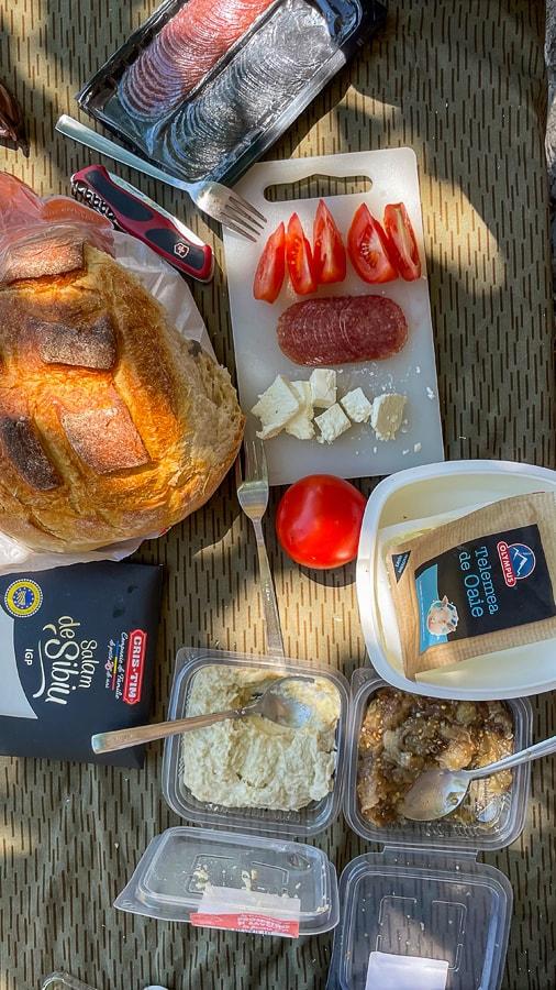 romunska hrana