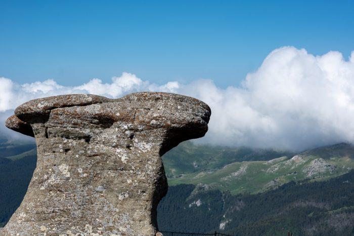 kamnite strukture Babele, Bucegi, Romunija