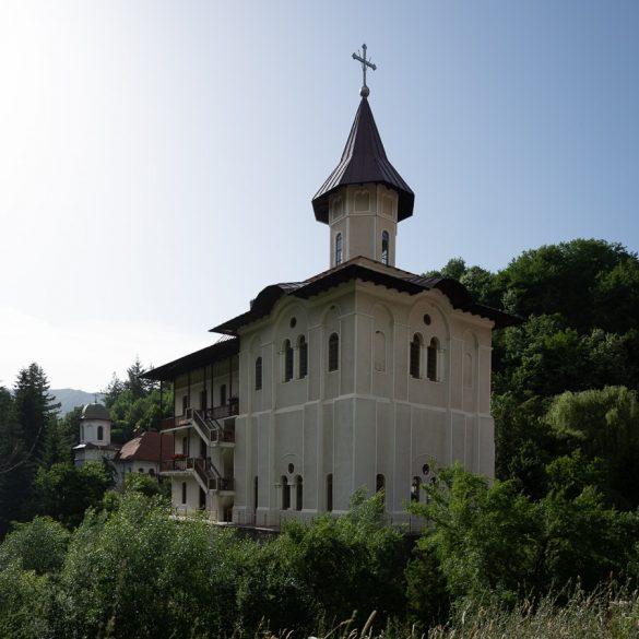 Samostan Turnu, Romunija