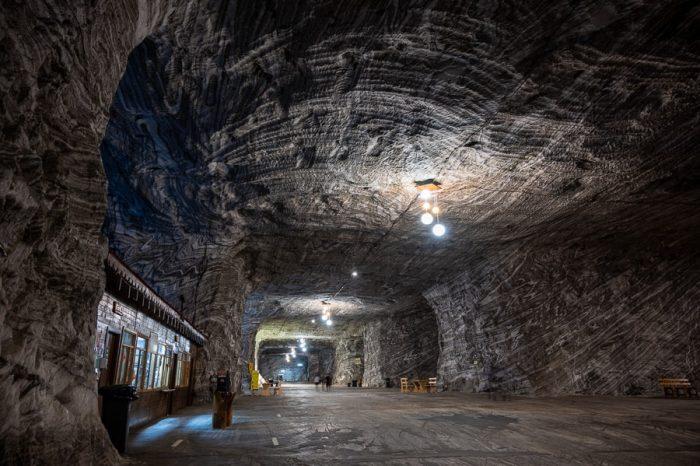 rudnik soli Ocnele Mari, top znamenitosti romunija