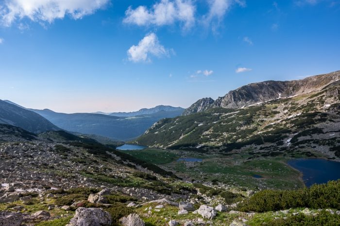 nacionalni park Retezat - Romunija