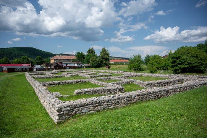 Rimske izkopanine Sarmizegetusa