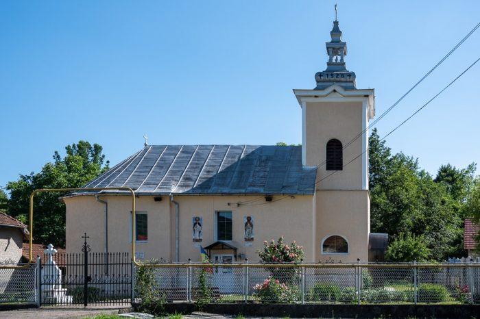 katoliška cerkev v Romuniji