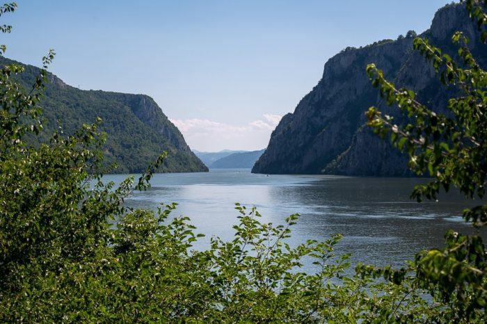 Soteska Donave, džerdap, srbija