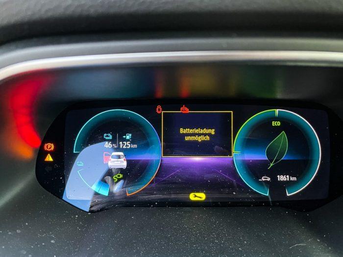 težave s polnjenjem električnega avtomobila