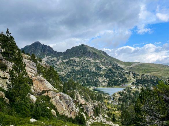 Pireneji, Andora
