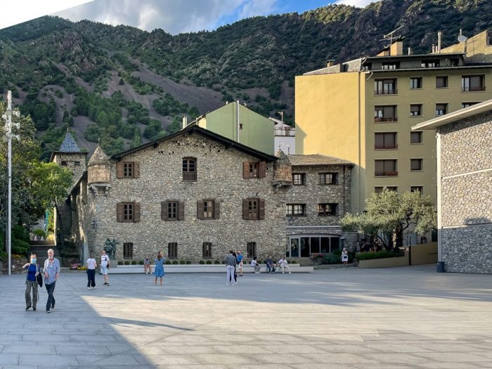 Casa de la Vall, Andora
