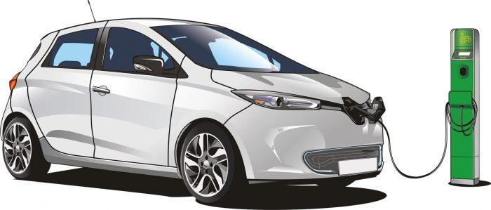električni avto Zoe (Renault)