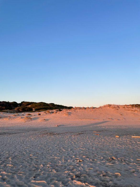 Top plaže Sardinije: Rena Majori sipine
