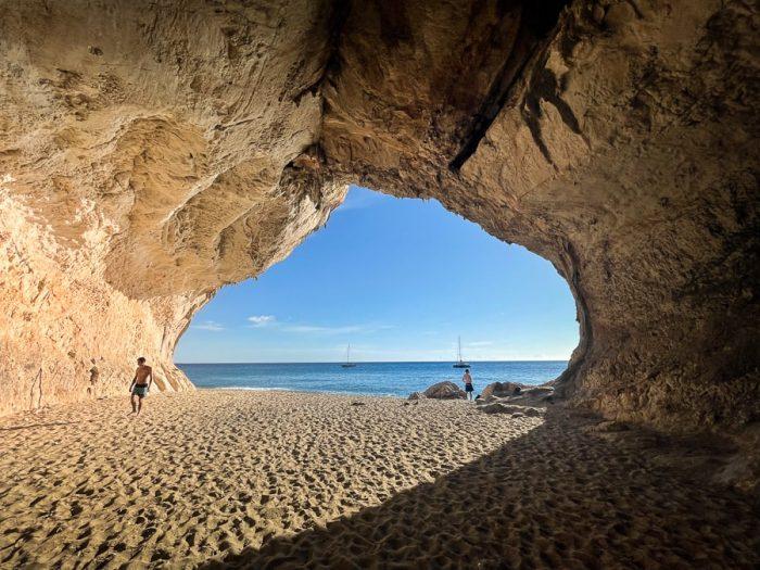 Plaža Cala Luna, top plaža Sardiinije