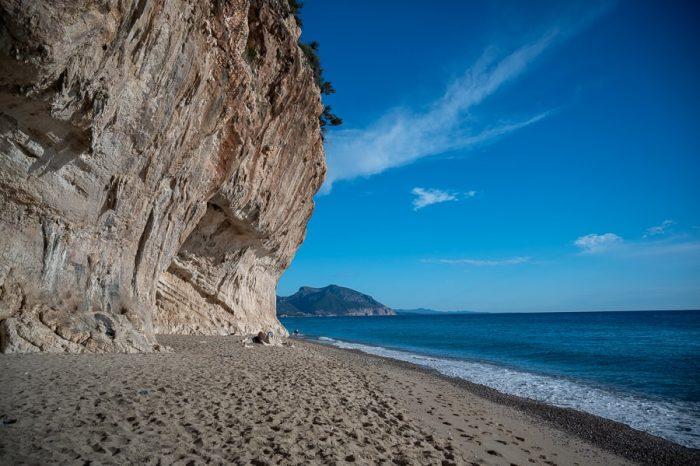Plezanje na Sardiniji: Cala Luna