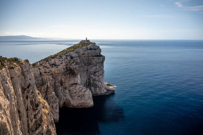 Top znamenitosti Sardinije: rt Capo Caccia, Sardinija